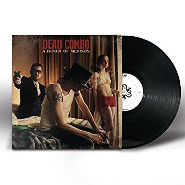 Dead Combo BUNCH OF MENINOS Vinyl Record