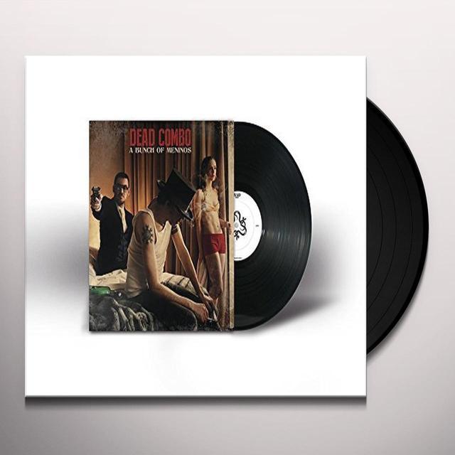 Dead Combo BUNCH OF MENINOS Vinyl Record - UK Import