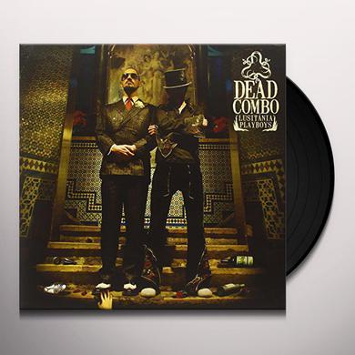 Dead Combo LUSITANIA PLAYBOYS (ORANGE VINYL) Vinyl Record