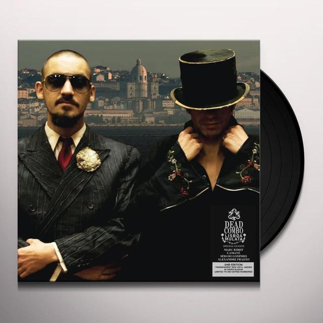 Dead Combo LISBOA MULATA Vinyl Record - UK Import