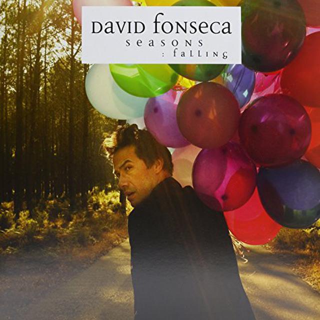 David Fonseca SEASONS: FALLING Vinyl Record
