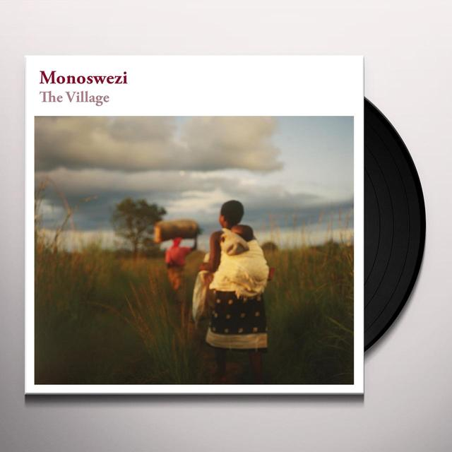 Monoswezi VILLAGE Vinyl Record - UK Release