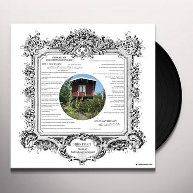 Frisk Frugt DEN EUROPAEISKE SPEJLBUE Vinyl Record - UK Release