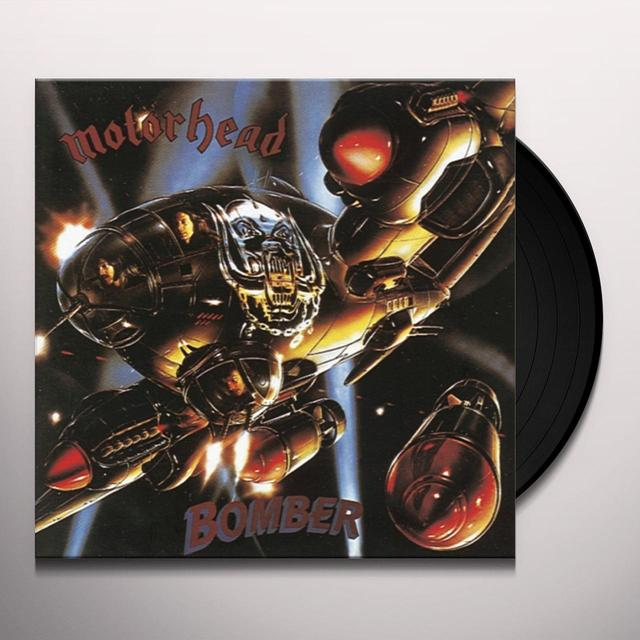 Motorhead BOMBER Vinyl Record - UK Import