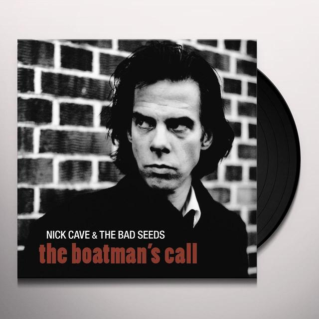 Nick Cave BOATMAN'S CALL Vinyl Record - UK Import