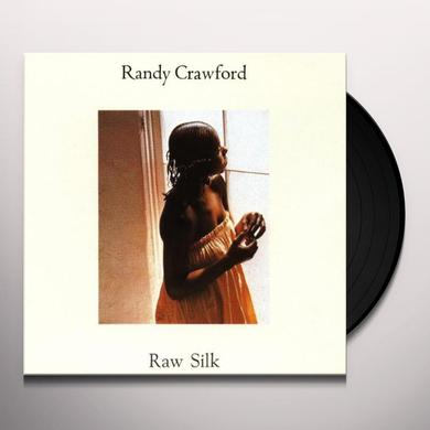 Randy Crawford RAW SILK Vinyl Record