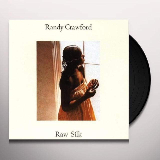 Randy Crawford RAW SILK Vinyl Record - 180 Gram Pressing