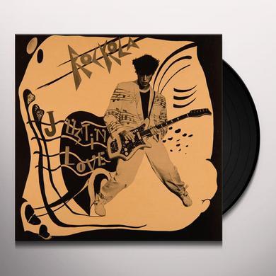 Justin Love ROCKOLA Vinyl Record