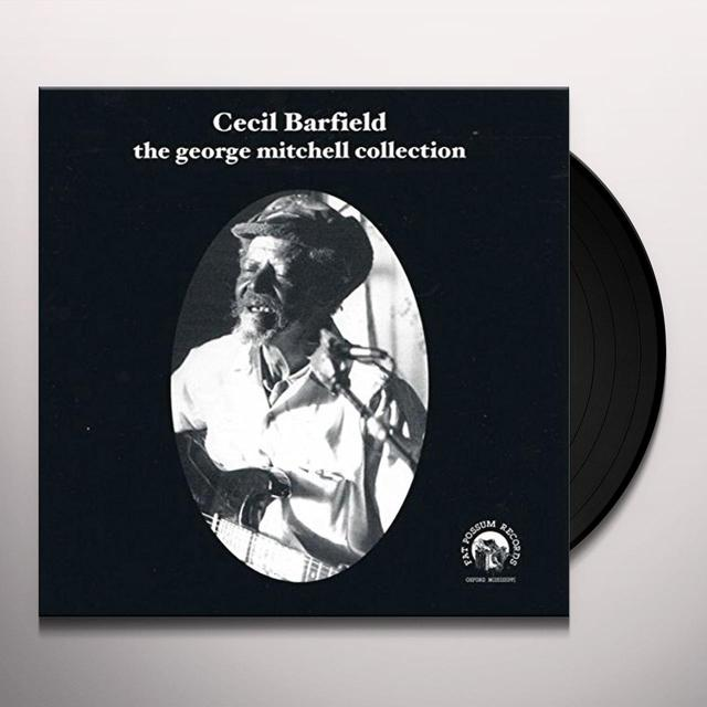 Cecil Barfield GEORGE MITCHELL COLLECTION Vinyl Record