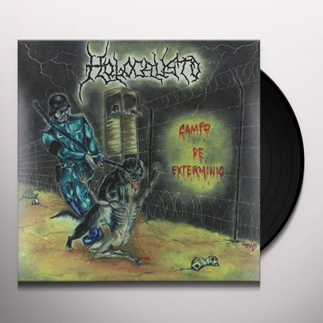 HOLOCAUSTO CAMPO DE EXTERMINIO Vinyl Record
