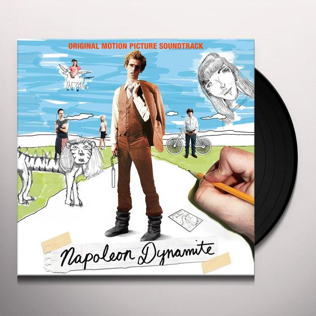 NAPOLEON DYNAMITE / O.S.T. Vinyl Record