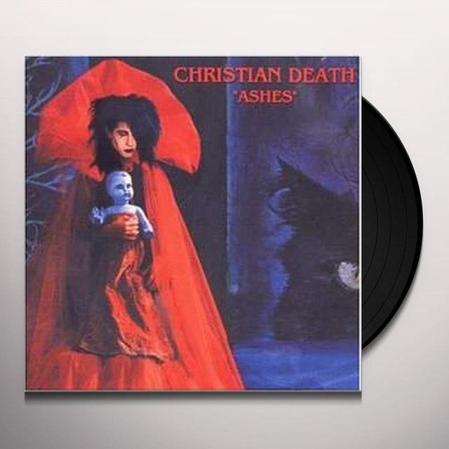 Christian Death ASHES Vinyl Record