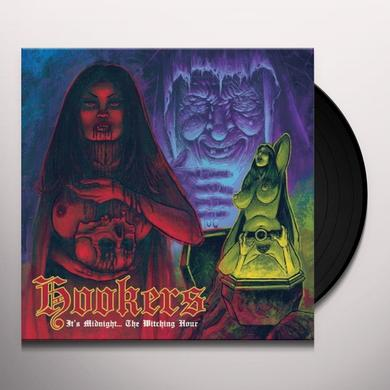 Hookers IT'S MIDNIGHT THE WITCHING HOUR (EXCO) Vinyl Record
