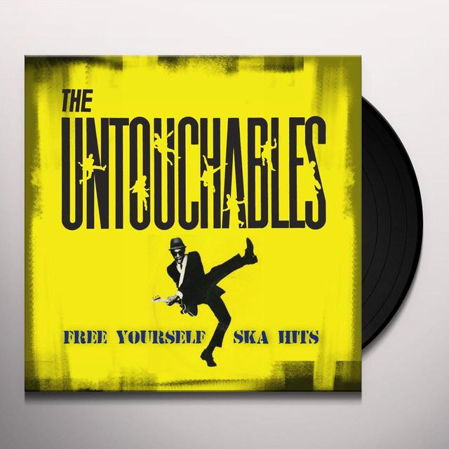 Untouchables FREE YOURSELF - SKA HITS Vinyl Record