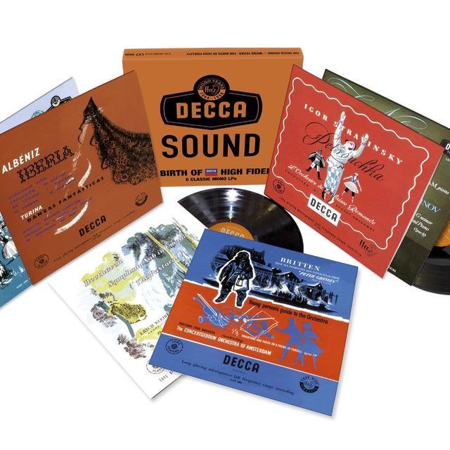 DECCA SOUND: THE MONO YEARS / VARIOUS (LTD) DECCA SOUND: THE MONO YEARS / VARIOUS Vinyl Record