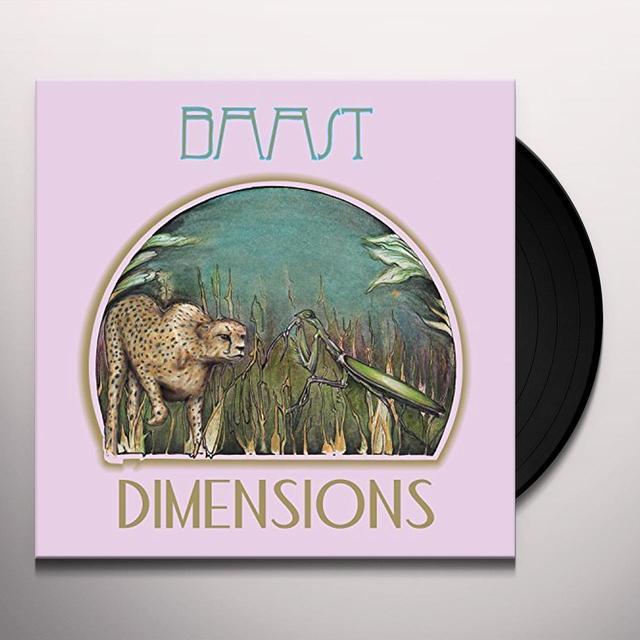 BAAST DIMENSIONS Vinyl Record