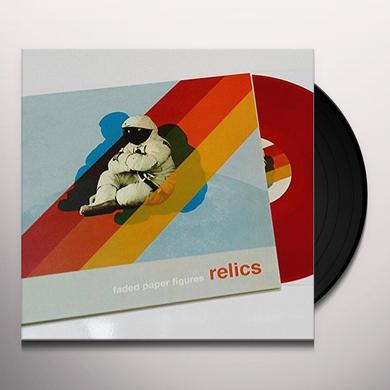 Faded Paper Figures RELICS Vinyl Record - Limited Edition