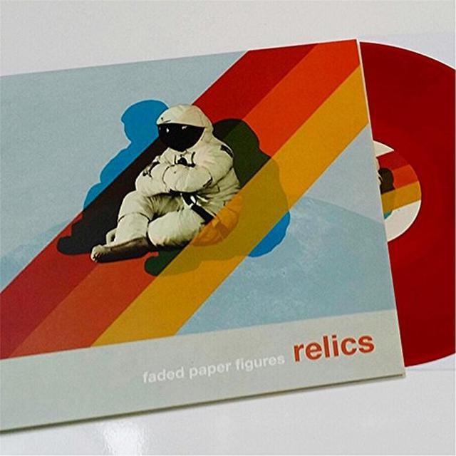 Faded Paper Figures RELICS Vinyl Record