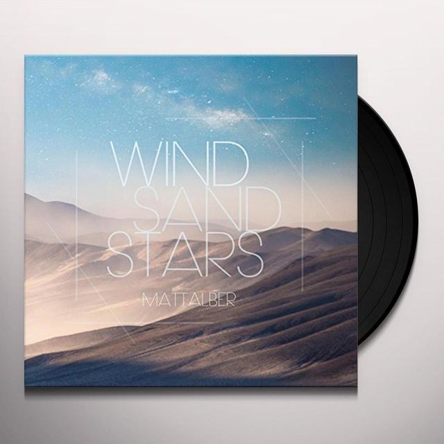 Matt Alber WIND SAND STARS Vinyl Record