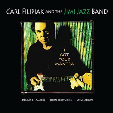 Carl Filipiak I GOT YOUR MANTRA Vinyl Record