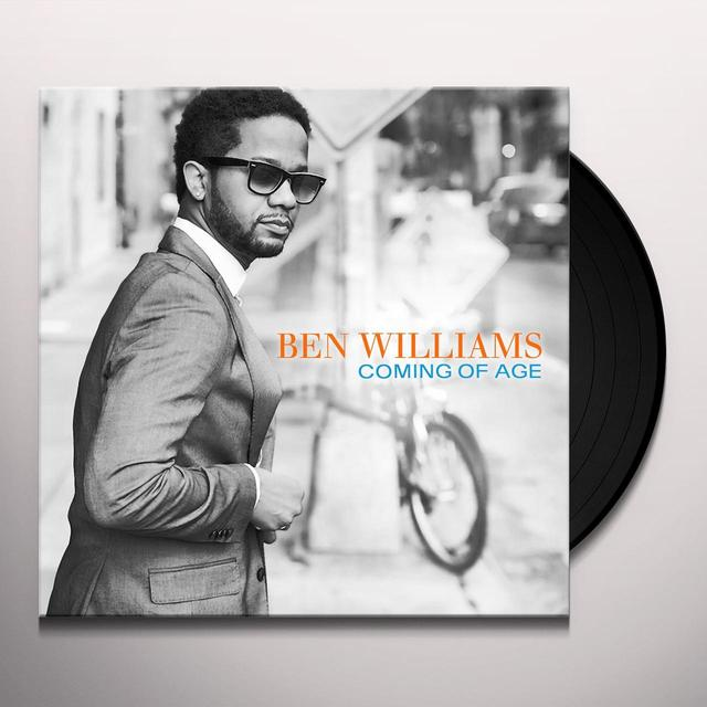 Ben Williams COMING OF AGE Vinyl Record