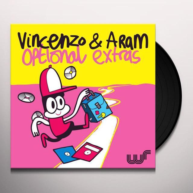 Vincenzo & Aram OPTIONAL EXTRAS Vinyl Record
