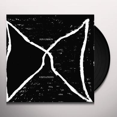 Jon Gibson VISITATIONS Vinyl Record
