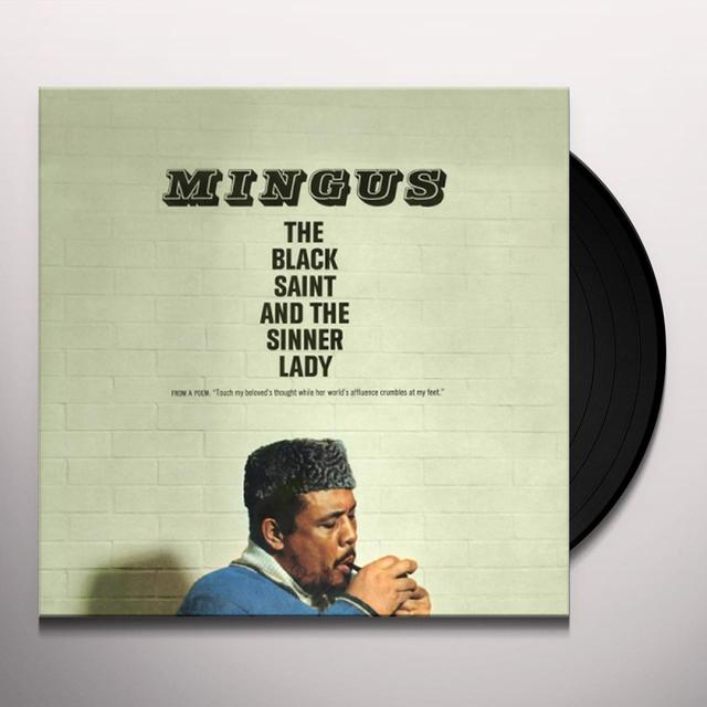 Charles Mingus BLACK SAINT & THE SINNER LADY Vinyl Record