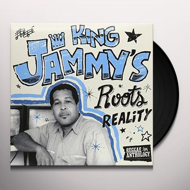 KING JAMMY'S ROOTS REALITY / VARIOUS Vinyl Record