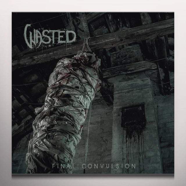 WASTED FINAL CONVULSION Vinyl Record