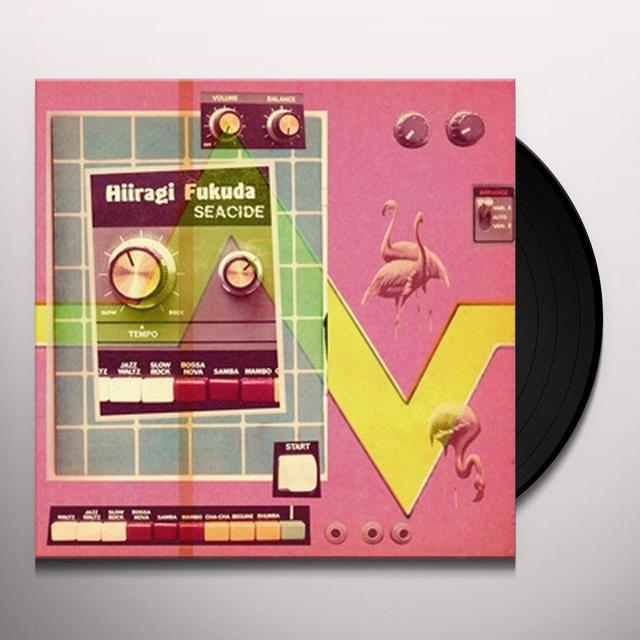 Hiiragi Fukuda SEACIDE Vinyl Record - Black Vinyl, Digital Download Included