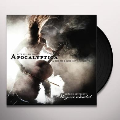 Apocalyptica WAGNER RELOADED / LIVE IN LEIPZIG Vinyl Record - Holland Import