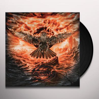FALCONER BLACK MOON RISING Vinyl Record