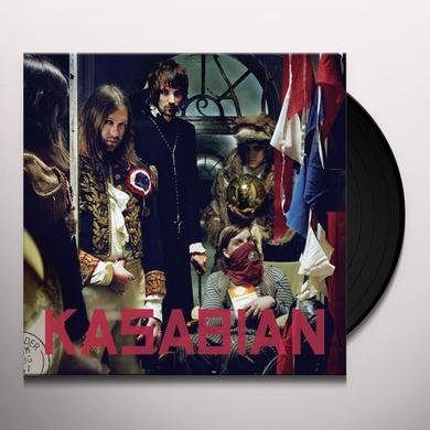 Kasabian WEST RYDER PAUPER LUNATIC ASYLUM Vinyl Record - Holland Import
