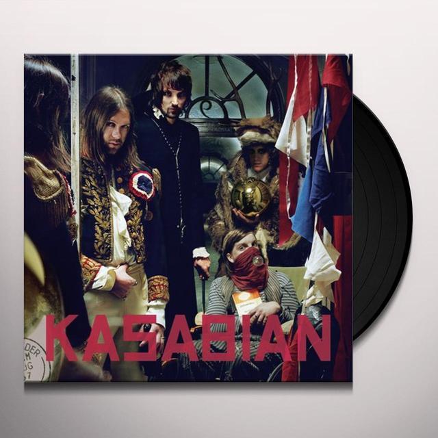 Kasabian WEST RYDER PAUPER LUNATIC ASYLUM Vinyl Record - Holland Import