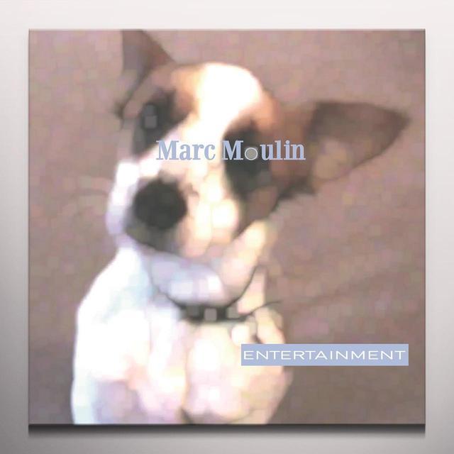 Marc Moulin ENTERTAINMENT (PURPLE VINYL) Vinyl Record - Colored Vinyl, Holland Import