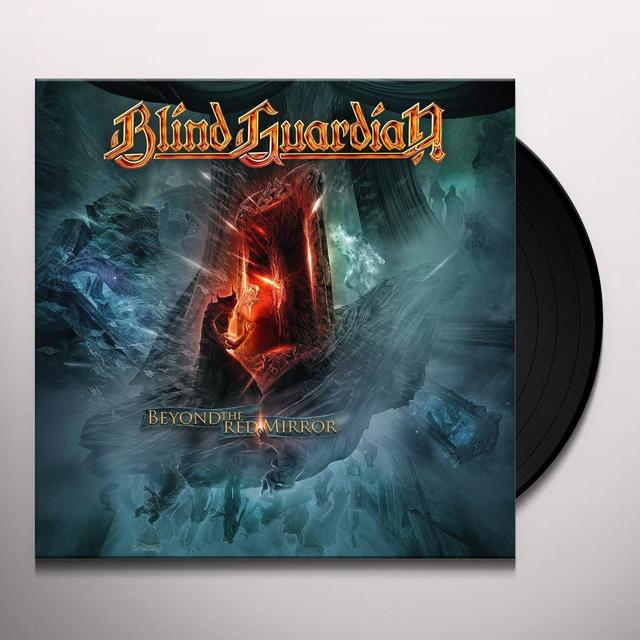 Blind Guardian BEYOND THE RED MIRROR Vinyl Record - Holland Import