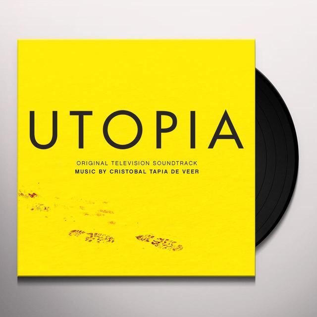UTOPIA : SERIES 1 / O.S.T. (HOL) UTOPIA : SERIES 1 / O.S.T. Vinyl Record - Holland Import