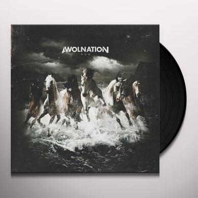 Awolnation RUN Vinyl Record - UK Release