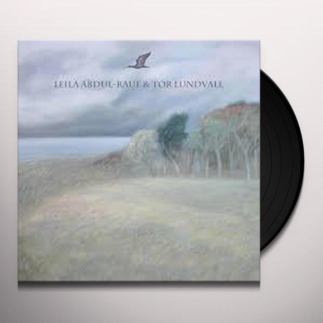 Leila Abdul-Rauf / Tor Lundvall IBIS / QUIET SEASIDE Vinyl Record - UK Import