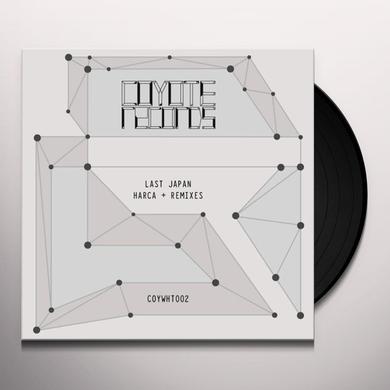 Last Japan HARCA + REMIXES Vinyl Record