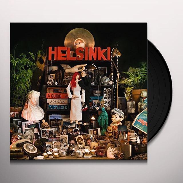 HELSINKI GUIDE FOR THE PERPLEXED Vinyl Record - UK Import