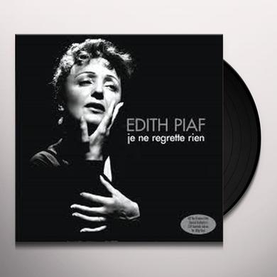 Édith Piaf JE NE REGRETTE RIEN Vinyl Record - UK Import