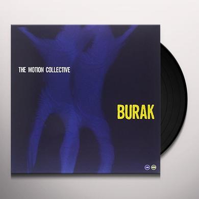 Motion Collective BURAK Vinyl Record - Italy Import