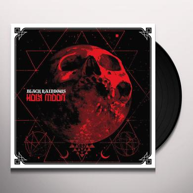 BLACK RAINBOWS HOLY MOON Vinyl Record - Italy Release
