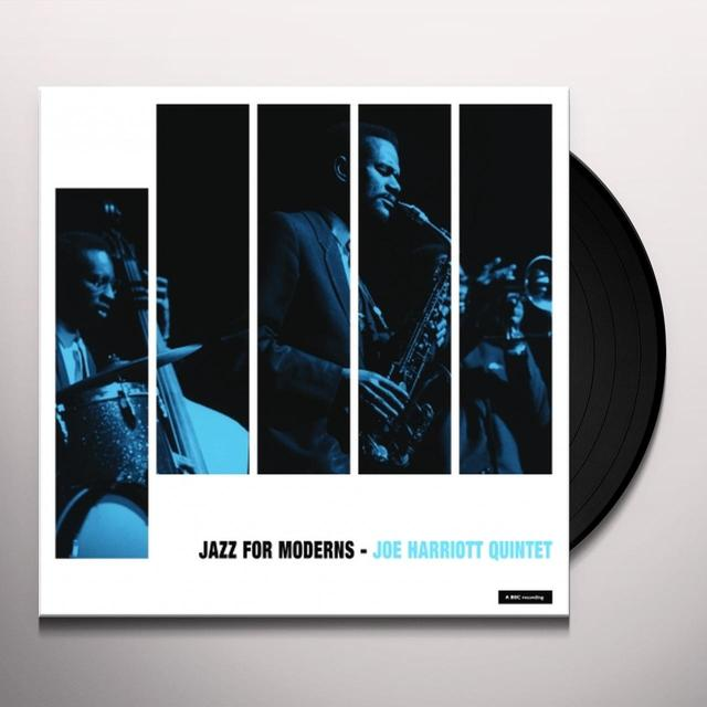 BBC JAZZ FOR MODERNS: JOE HARRIOTT QUINTET Vinyl Record - Spain Import