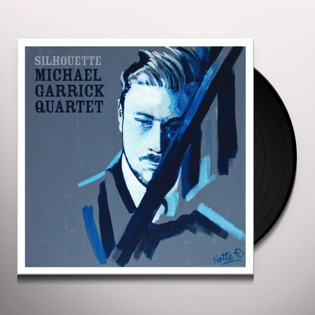 Michael Garrick SILHOUETTE (LIVE AT THE MUSIC ROOM 1958) Vinyl Record - Spain Import