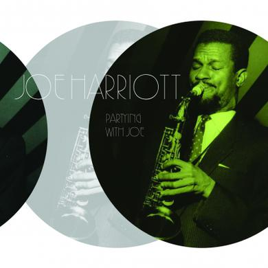 Joe Harriott PARTYING WITH JOE WITH PHIL SEAMEN Vinyl Record