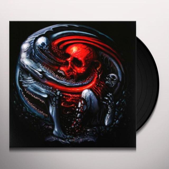 Six Feet Under UNBORN Vinyl Record - Holland Import