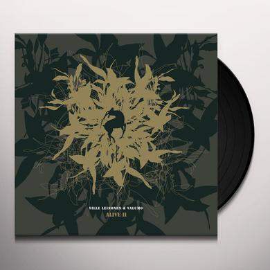 LEINONEN VILLE & VALUMO ALIVE II Vinyl Record
